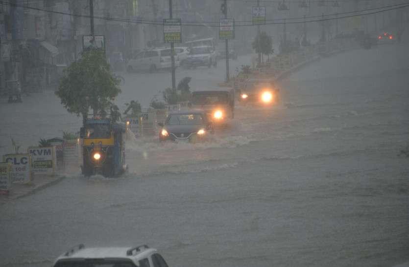 rain in sikar