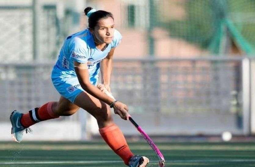टेस्ट इवेंट के लिए महिला हॉकी टीम घोषित, रानी रामपाल करेंगी कप्तानी