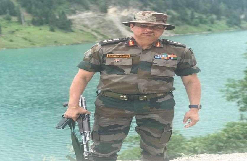करगिल की कठिन परिस्थितियों में भी देखते देश रक्षा का सपना