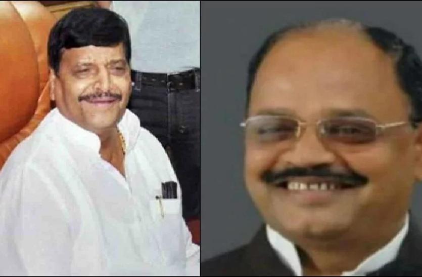 शिवपाल यादव की पार्टी के प्रदेश सचिव ने खाया जहर, हालत गंभीर