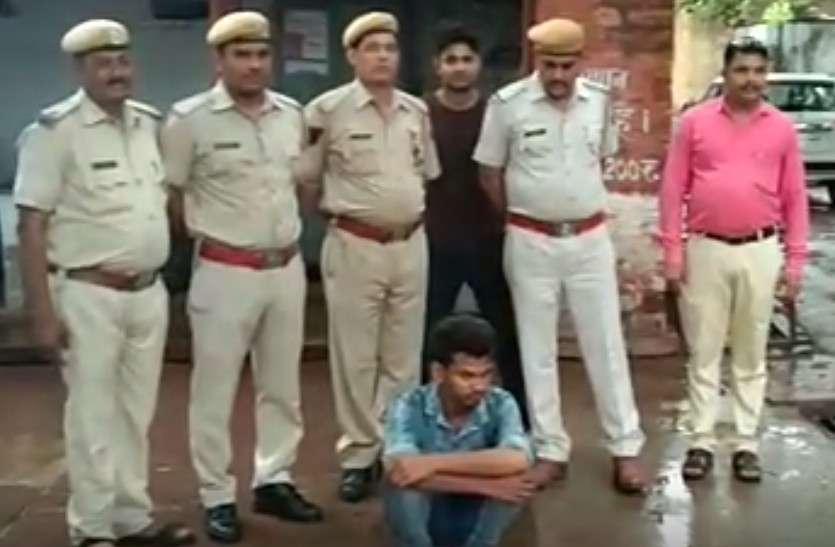 बदनीयती के चलते नाबालिग छात्रा का किया था अपहरण, पुलिस ने शिक्षक को किया गिरफ्तार