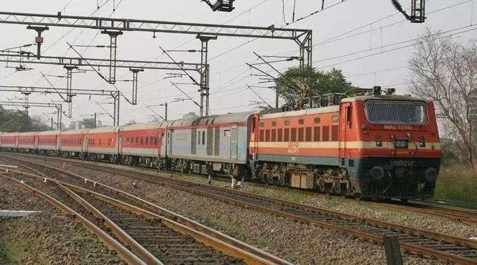 Train News khandwa