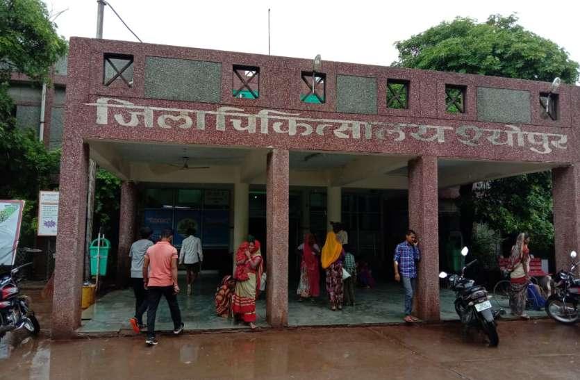 एसएनसीयू में राउंड द क्लॉक ड्यूटी के लिए नहीं बचे डॉक्टर