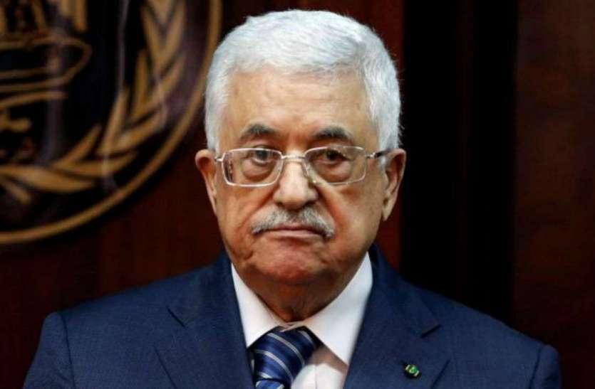 इजराइल ने तोड़े घर तो भड़का फिलस्तीन, समझौते रद्द करने का ऐलान