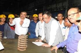पीपीयार्ड भिलाई होगा रेलवे का स्मार्ट यार्ड