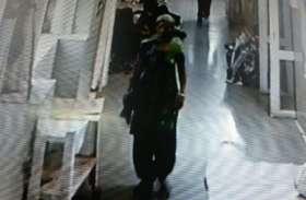 सावधान ! मेटरनिटी विंग में सक्रिय है बाहरी महिला चोर