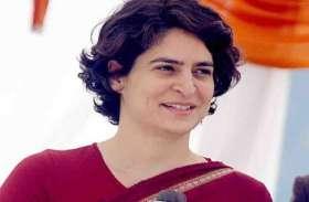 प्रियंका गांधी 12 फरवरी को आएंगी आजमगढ़, पुलिस की कार्रवाई के शिकार हुए लोगों से करेंगी मुलाकात