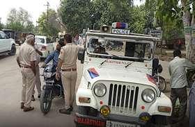 छात्र संघ चुनाव को लेकर दो गुटों में फायरिंग से मचा हडक़ंप, पुलिस ने कब्जे में लिए लोहे के सरिए