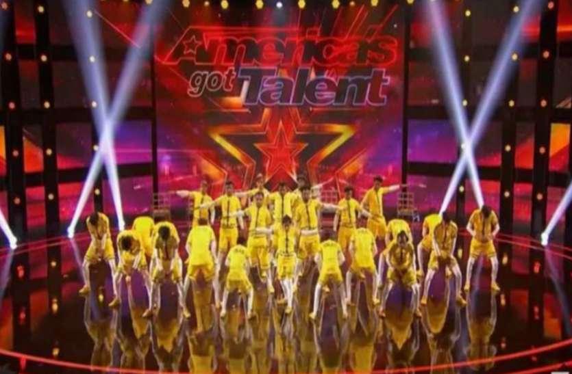 America's Got Talent में मुंबई के डांस ग्रुप ने मचाया तहलका, परफॉर्मेंस देख जजेस के उड़ गए होश