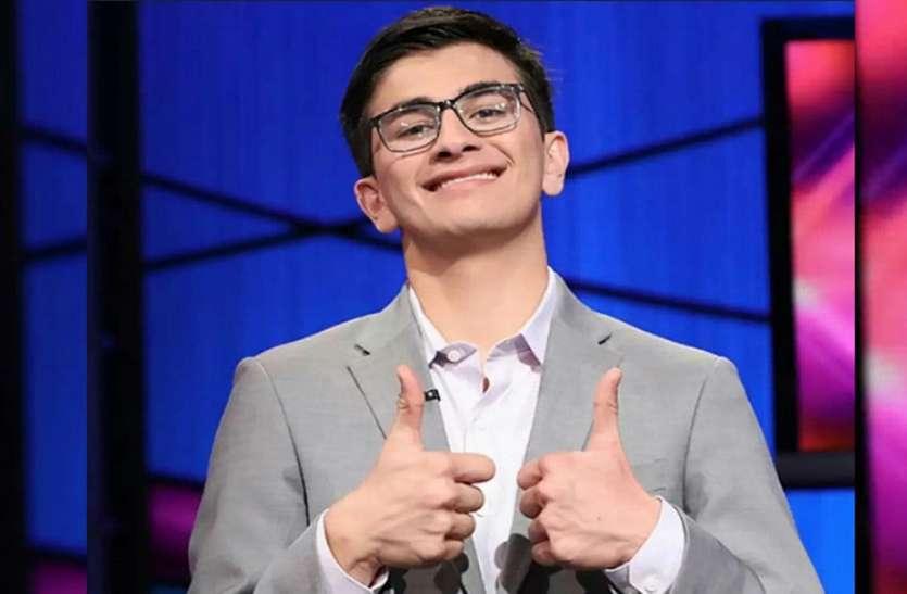 भारतीय मूल के किशोर ने एकल अमरीकी क्विज प्रतियोगिता जीती