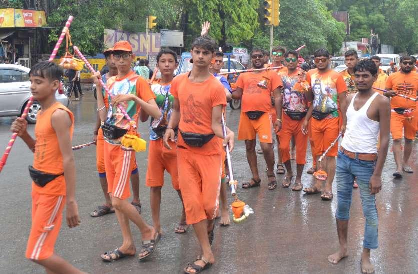 Kawad yatra : पुष्कर सरोवर में डूबने से कावडि़ए की मौत पर बवाल