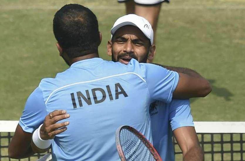 डेविस कप खेलने पाकिस्तान जाएगी भारतीय टीम, ऑल इंडिया टेनिस एसोसिएशन ने भी की पुष्टि