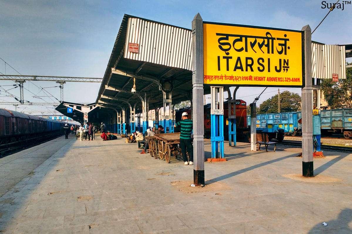 itarsi railway station news