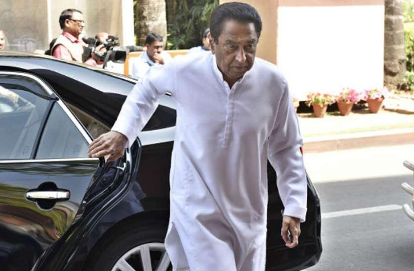 नारायण के सहारे बीजेपी नहीं कांग्रेस के इन नेताओं का रसूख कम करना चाहते हैं कमलनाथ ?
