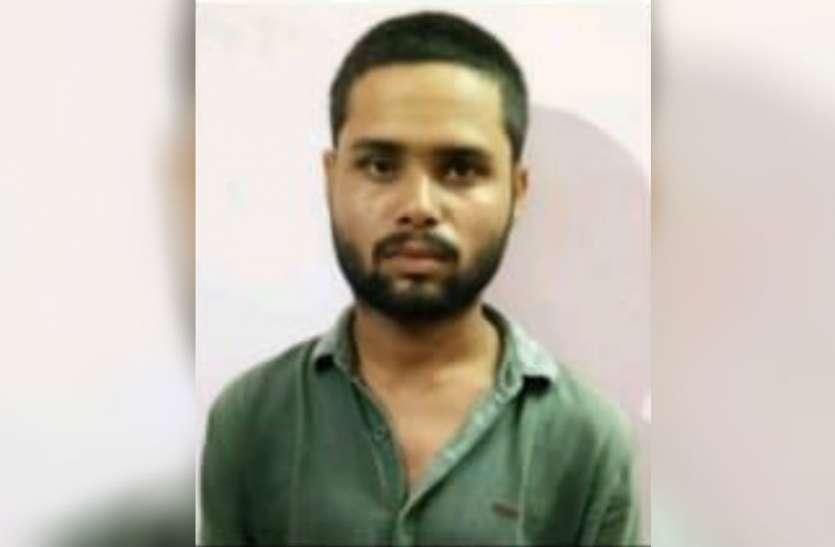 आंतकियों के लिए फंडिंग कर रहा  MP का एक युवक गिरफ्तार, लश्कर-ए-तैयबा के लिए करता था काम