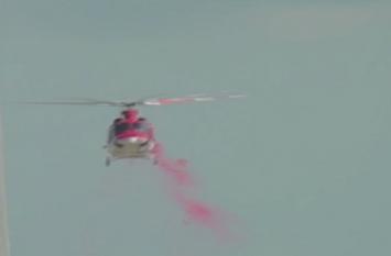 एसपी और डीएम ने कांवड़ लेकर जा रहे शिवभक्तों पर हेलिकॉप्टर से की पुष्प वर्षा