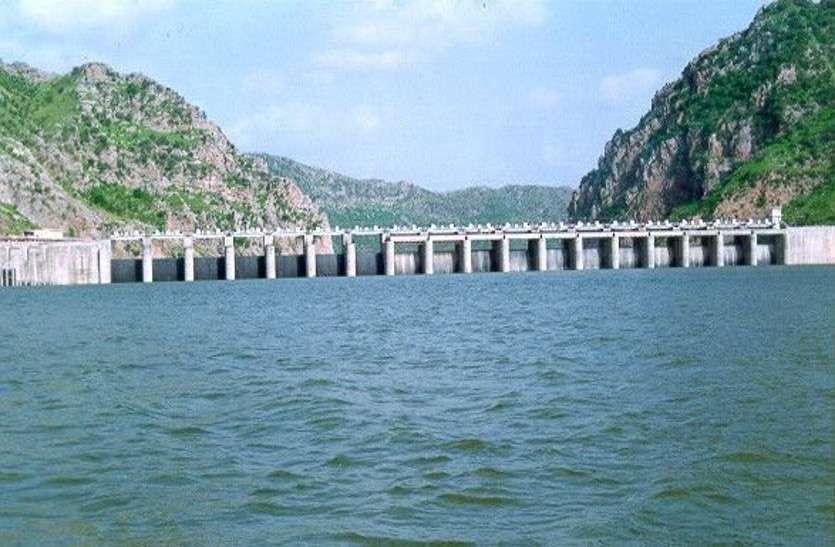 राजधानी सहित कई जिलों के लिए खुशखबरी, बीसलपुर बांध में दो मीटर पानी की आवक