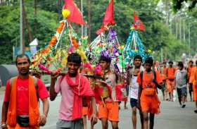 Kanwar Yatra: कांवड़ ला रहे शिवभक्तों का डीएम और एसएसपी ने किया ऐसा जोरदार स्वागत, देखते ही लोगों की लगी भीड़