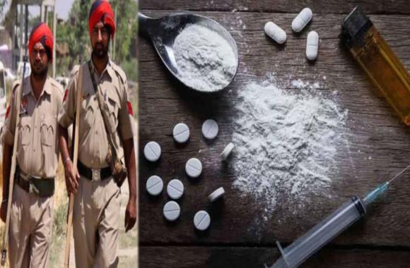जब फिल्मी स्टाइल में पंजाब पुलिस ने मारी रेड, खेतों में भागने लगे तस्कर, नशे की बड़ी खेप बरामद