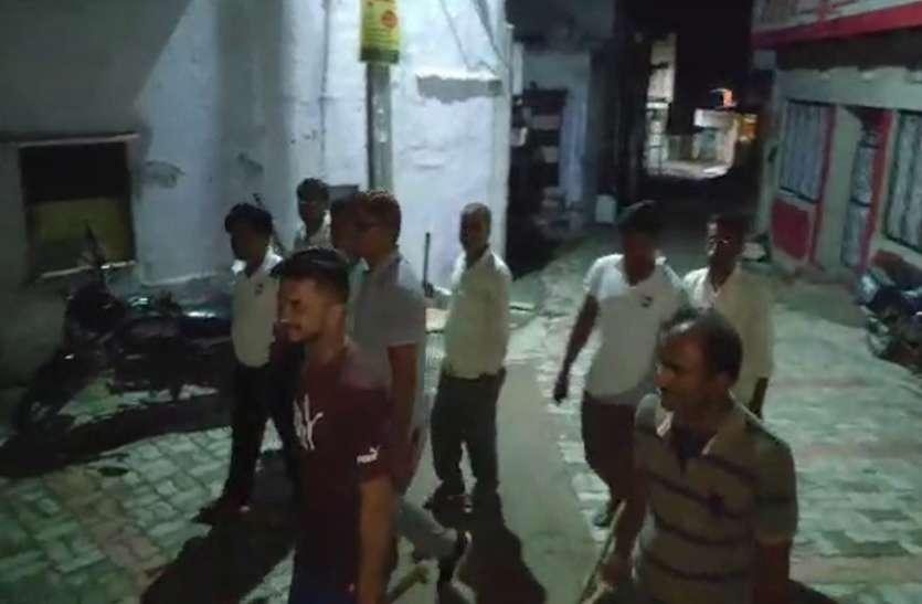 बांसवाड़ा : ठीकरिया में चोरों के आतंक से लोगों की नींद हराम, रोजाना रात में गश्त कर रहे ग्रामीण