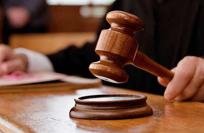 भाजपा नगर पालिका अध्यक्ष की हत्या के मामले में गवाह को धमकाया