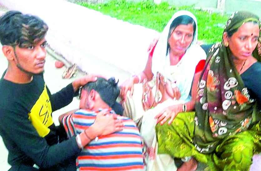 दर्दनाक हादसा : बीच सडक़ दो मोटरसाइकिलों की खतरनाक भिड़ंत, सरपंच पुत्र सहित तीन युवकों की मौके पर ही मौत
