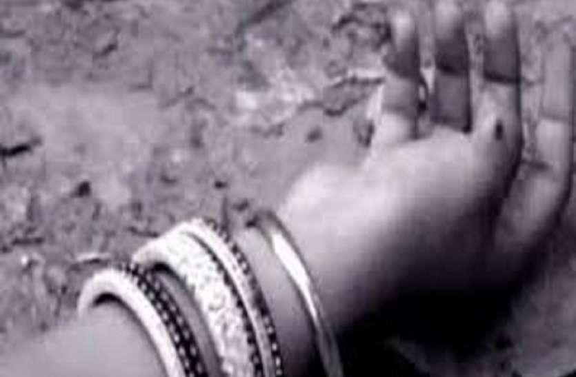 पति के साथ अहमदाबाद में रह रही विवाहिता की संदिग्ध परिस्थितियों में मौत, पीहर पक्ष ने लगाया हत्या का आरोप