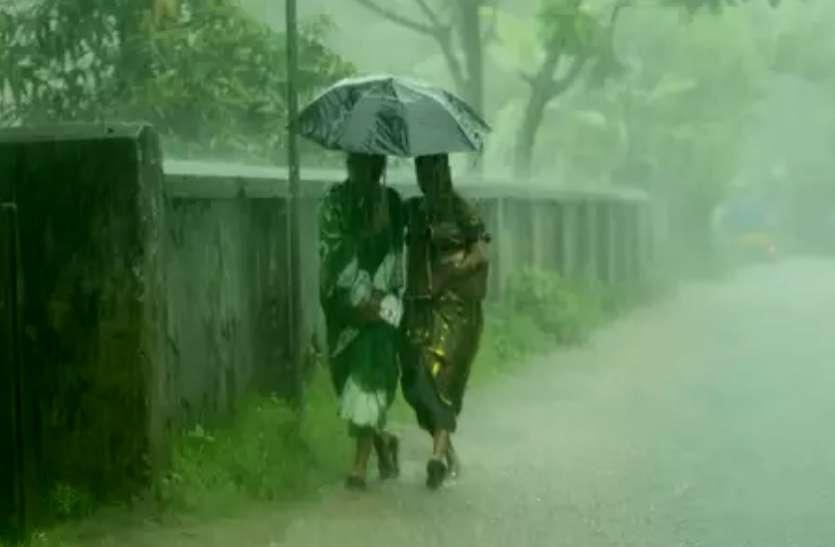 हरियाली अमावस्या पर जलवायु परिवर्तन, होगी अच्छी बारिश!