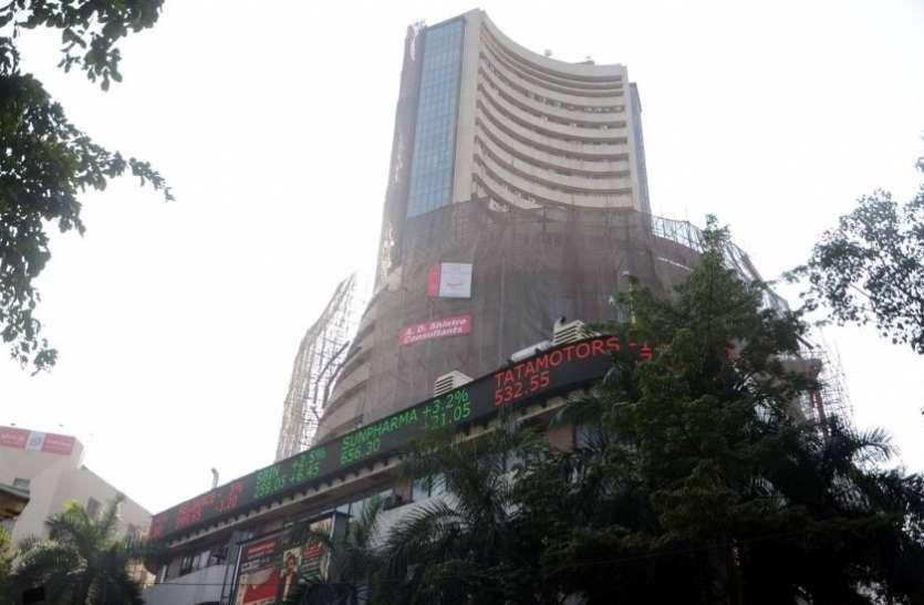 ग्लोबल संकेतों की वजह से शेयर बाजार में बढ़त, सेंसेक्स 130 अंक उछला