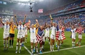 NEWS BALL : महिला फीफा विश्व कप में अब लेंगी 32 टीमें भाग समेत खेल जगत की टॉप-10 न्यूज देखें