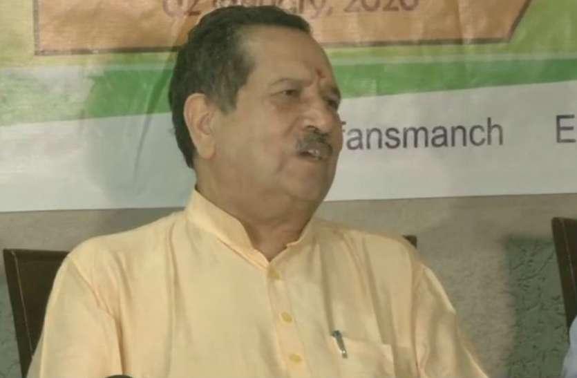 RSS नेता इंद्रेश कुमार ने कहा- हेमंत करकरे ने एक महिला पर किया था जुल्म, आंतकी की गोली से मरे इसलिए शहीद