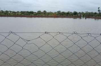 पन्ना में नहीं भर पाए शहर के तालाब, आषाढ़-सावन ने तरसाया, भादो में नहीं गिरा पानी तो स्थिति होगी विकराल