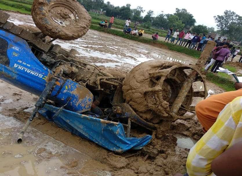 Surajpur accident