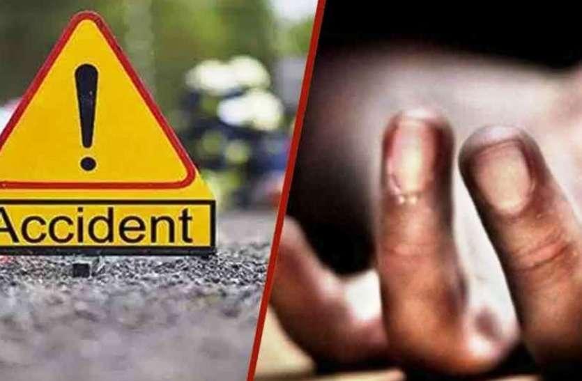 रोडवेज बस ने स्कूटी को मारी जोरदार टक्कर, भीषण सड़क हादसे में 2 लोगों की हुयी मौत, मचा कोहराम