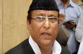Rampur: आजम खान का बड़ा बयान, रामपुर को दूसरा कश्मीर बनाने की हो रही कोशिश