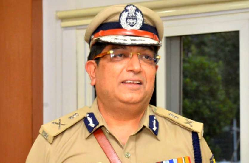 भास्कर राव बेंगलूरु के नए पुलिस आयुक्त