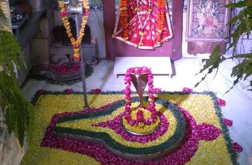 वागड़ में रिमझिम बारिश के साथ श्रावण की शुरूआत, शिवालयों में जलाभिषेक और दर्शनों के लिए भक्तों की रेलमपेल