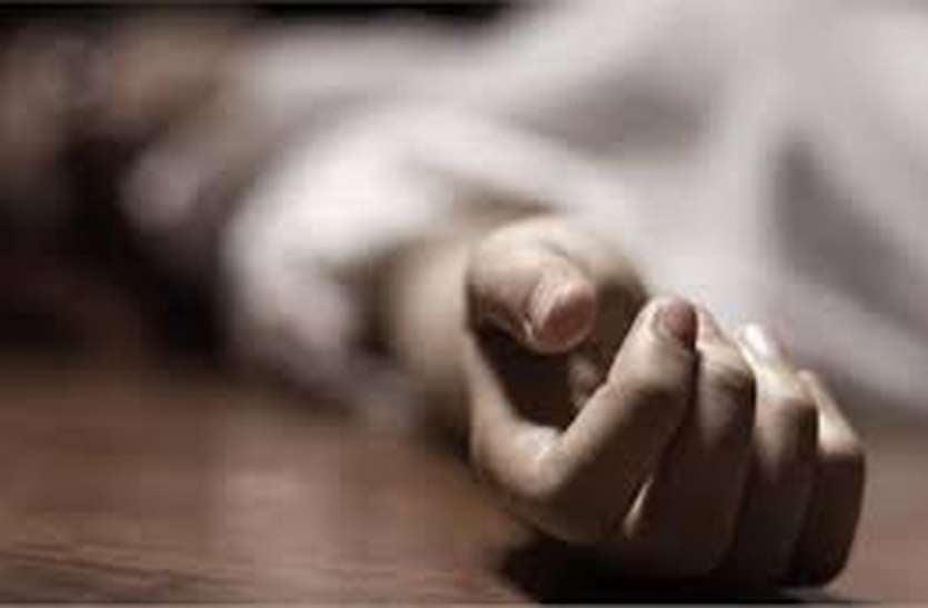 बीकानेर : वृद्ध की हत्या, हाथ-पैर बांध रेलवे फाटक के पास गोचर में फेंका
