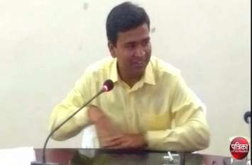 #PatrikaNews-डीएम वाराणसी ने की ऐसी कार्रवाई कि प्रशासनिक हलके में मचा गया हड़कंप
