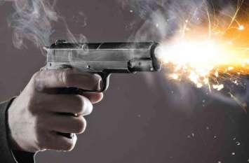 पत्नी के अवैध संबंध का लगा पता, तो पति ने मार दी प्रेमी को गोली