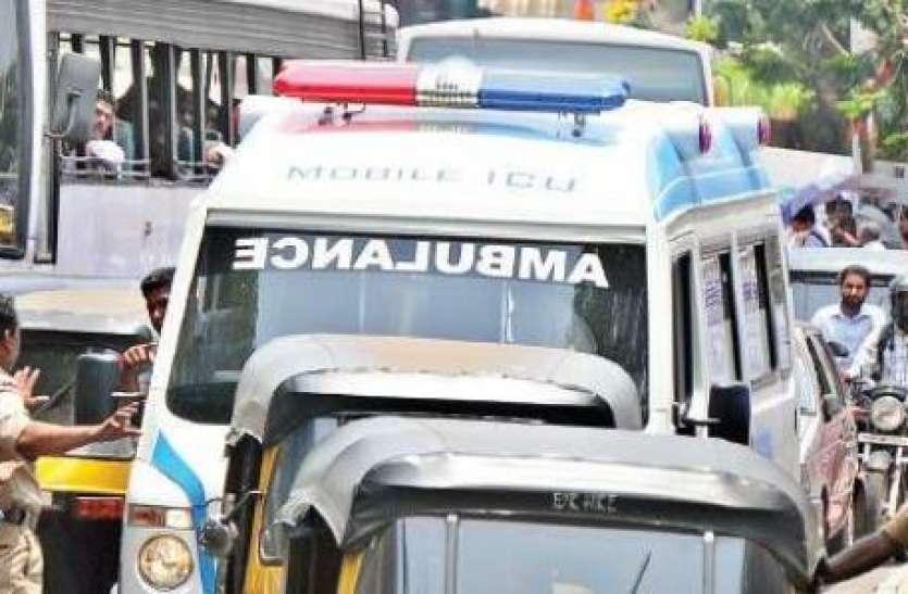 Ambulance Blocking - सड़क पर एंबुलेंस को जरूर दें रास्ता, नहीं तो आप पर लग सकता है 10 हजार का जुर्माना