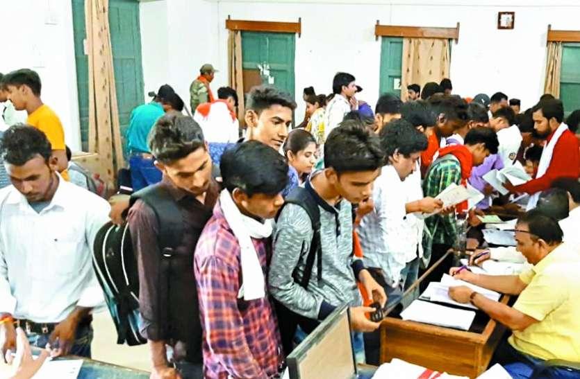 कॉलेजों में दो राउंडों की प्रवेश प्रक्रिया पूर्ण, खाली रह गईं आधी सीटें