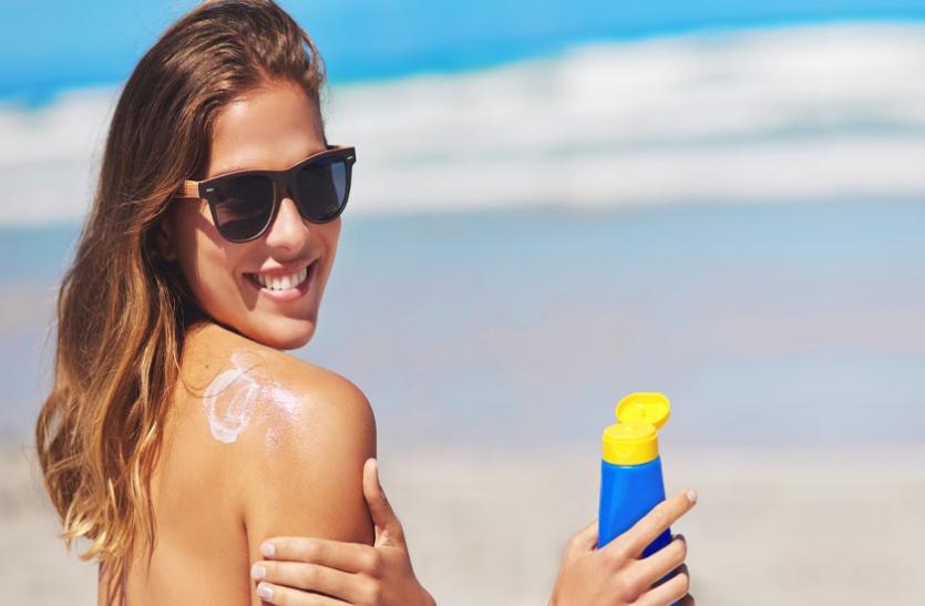 सनस्क्रीन का ज्यादा इस्तेमाल सेहत के लिए है नुकसानदायक