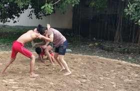 गांव के खिलाडिय़ों ने जीता गोल्ड, अब ओलम्पिक की तैयारी