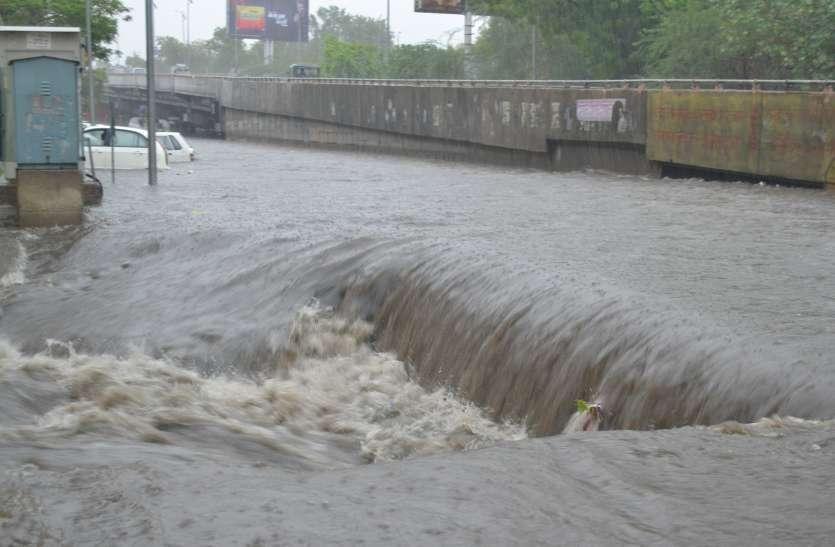 राजस्थान के 14 जिलों के लिए चेतावनी जारी, तेज बारिश के साथ आ सकता है अंधड़