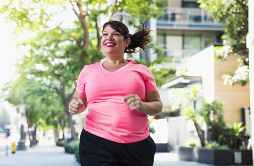जाॅॅॅगिंग अाैर याेग आनुवंशिक मोटापा कम करने में मददगार - शाेध