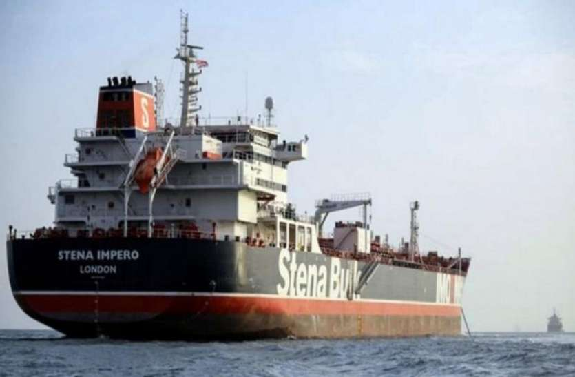 ईरान ने एक और विदेशी टैंकर जब्त करने का किया दावा