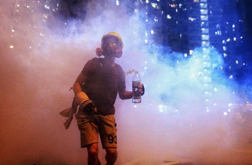 हांगकांग में विरोध प्रदर्शनों पर चीन, 'नहीं दोहराई जाएगी 30 साल पहले हुई तियाननमेन जैसी कार्रवाई'