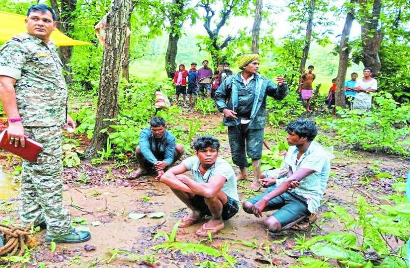इस गांव में पशुओं के साथ खेला जा रहा था खुनी खेल, हैवानियत जानकर रह जाएंगे दंग