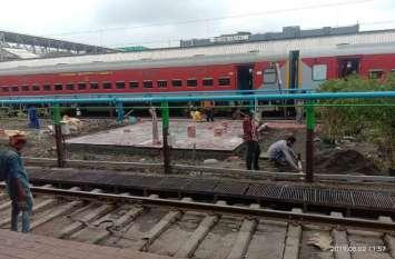 इस रेलवे स्टेशन पर वॉटर फाउंटेन से होगा यात्रियों का स्वागत
